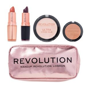 Makeup revolution 5 pc set brand new!